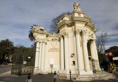Dierentuin in Rome Royalty-vrije Stock Afbeeldingen