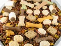 Dierlijk voedsel Stock Foto's