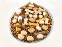 Dierlijk voedsel Royalty-vrije Stock Afbeeldingen