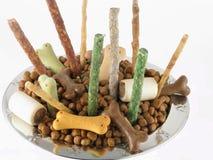 Dierlijk voedsel Royalty-vrije Stock Fotografie