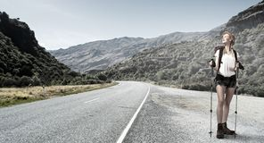 Diese Landschaft holt Atem! Stockbilder