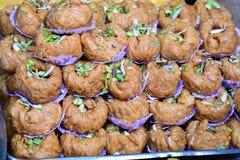 Indische Bonbons - Makhan bada lizenzfreie stockfotos