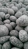 Diese sind nicht gerade Steine! Stockfotos
