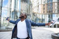 Diese Stadt lässt uns an Traum glauben Stockfotografie