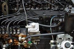 diesel ανασκόπησης Στοκ Εικόνες