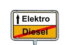 diesel stockbilder