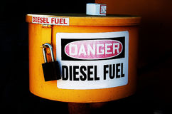 Diesel Royalty Free Stock Photography
