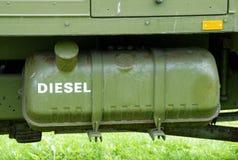 Diesel imagem de stock
