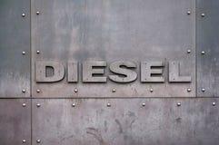 Diesel Royaltyfri Bild