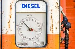 diesel Arkivfoto