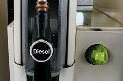 Diesel Royalty Free Stock Photo