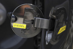 Diesel background Stock Images