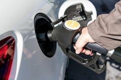 Diesel- bil royaltyfria bilder