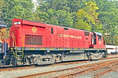 Diesel-Electric Locomotive Stock Images