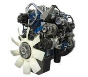 Diesel engine. Close up shot of turbo diesel engine royalty free stock photos