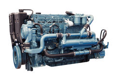 Free Diesel Engine Stock Photography - 29979682