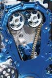 Diesel Engine. Stock Photos