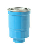 Diesel fuel filter and water separator Royalty Free Stock Image
