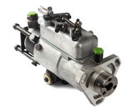 Diesel fuel injection pump Royalty Free Stock Photos
