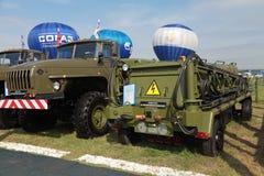 Diesel- kraftverk Arkivfoton