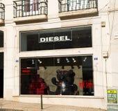 Diesel Stock Photo