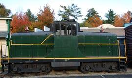 Diesel Locomotief stock afbeelding