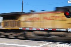 Diesel locomotief Stock Fotografie