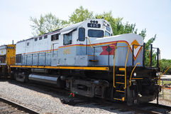 Diesel Locomotive Royalty Free Stock Images