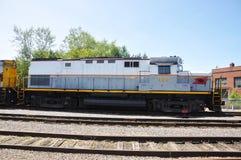 Diesel Locomotive Royalty Free Stock Photos
