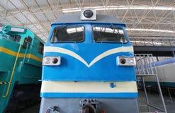 Diesel locomotive Royalty Free Stock Images