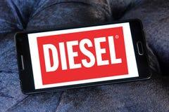 Diesel logo Stock Image