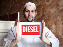 Diesel logo Stock Photos