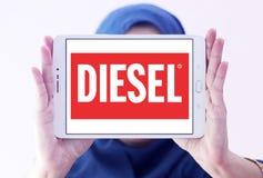 Diesel logo Royalty Free Stock Photo