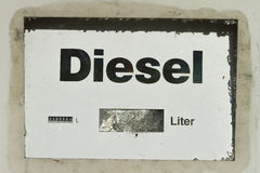 Diesel Royalty Free Stock Images