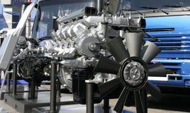 Diesel power Stock Image