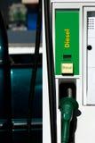 Diesel pump Stock Image