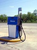 Diesel pump Royalty Free Stock Image
