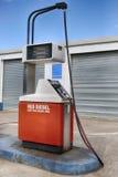 Diesel rosso Fotografia Stock