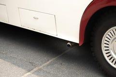 Diesel- skandal, luftförorening royaltyfri fotografi