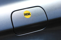 Diesel sticker Royalty Free Stock Photography
