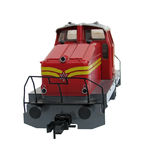 Diesel train Stock Photography