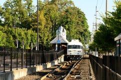Diesel Transit Stock Image