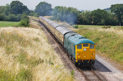 Diesel travel Royalty Free Stock Images