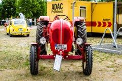 Diesel van tractorporsche Type 216, 1961 Royalty-vrije Stock Afbeeldingen