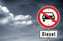 Dieselgate Stock Photos