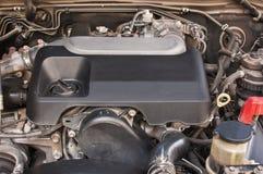 Dieselkleintransporter Lizenzfreies Stockfoto