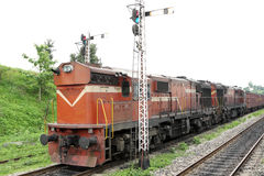 Diesellokomotive Stockbilder