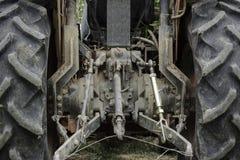 Dieselmotor Fotografering för Bildbyråer