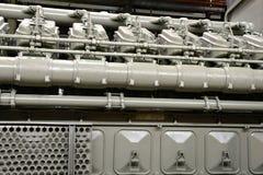 Dieselmotor Stock Fotografie