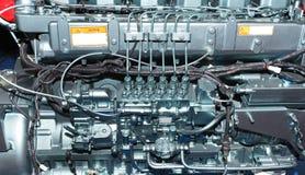 Dieselmotor Stockfotos
